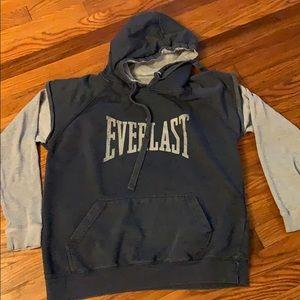 Everlast  two in one hoodie